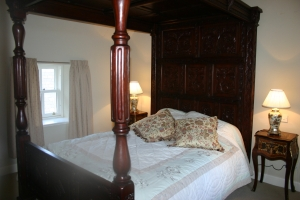 Thomas of Durn Cottage Master Bedroom